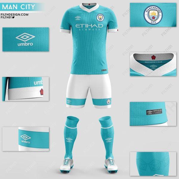 386fac22b0b Manchester City x Umbro