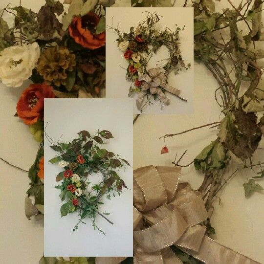 Made this from the branches in our woods....dried perfect