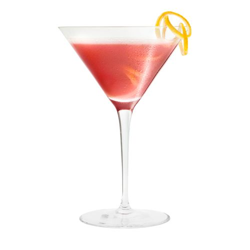 French Martini, Christmas Cocktails