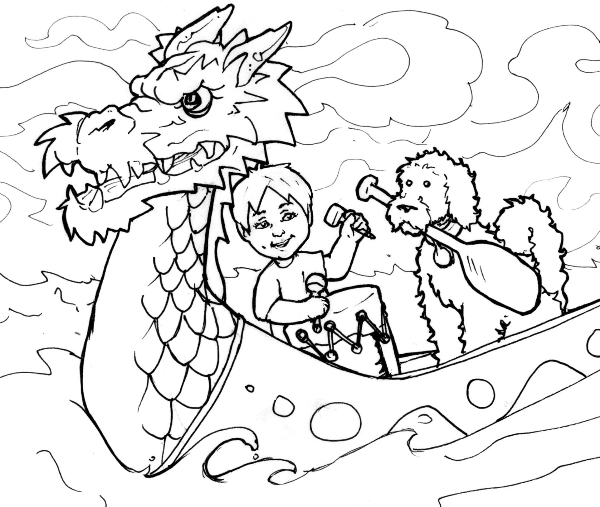 Pin On Dragon Boat
