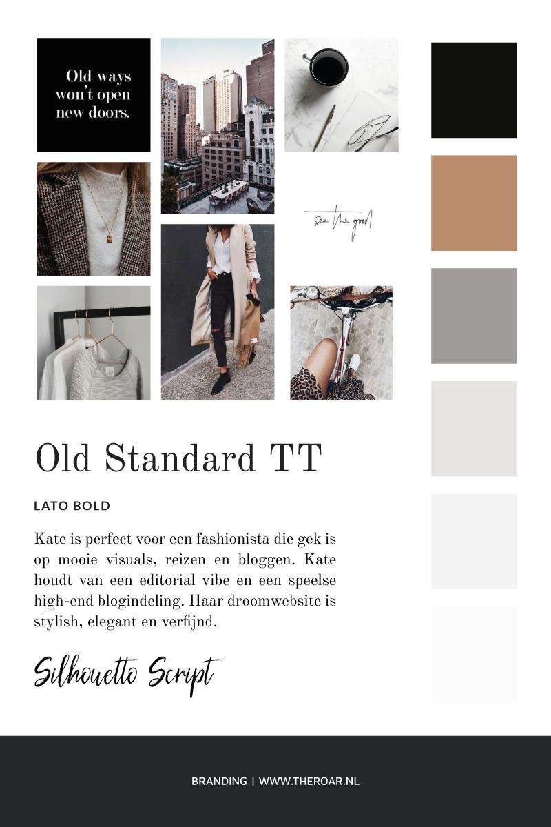 Koop Deze Showit Template Met Blog Voor Een Statement Website En 100 Te Customizen Zonder Code Stylish Modern Web Design Web Design Hand Drawn Logo Design