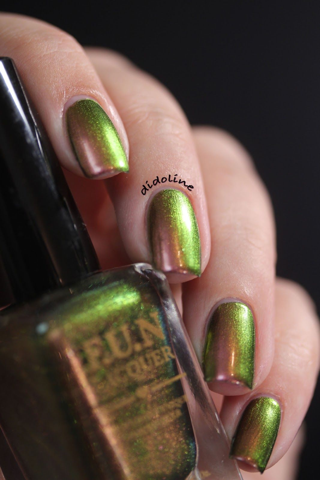 F.U.N Lacquer - Christmas 2014 Collection ~ Poinsettia