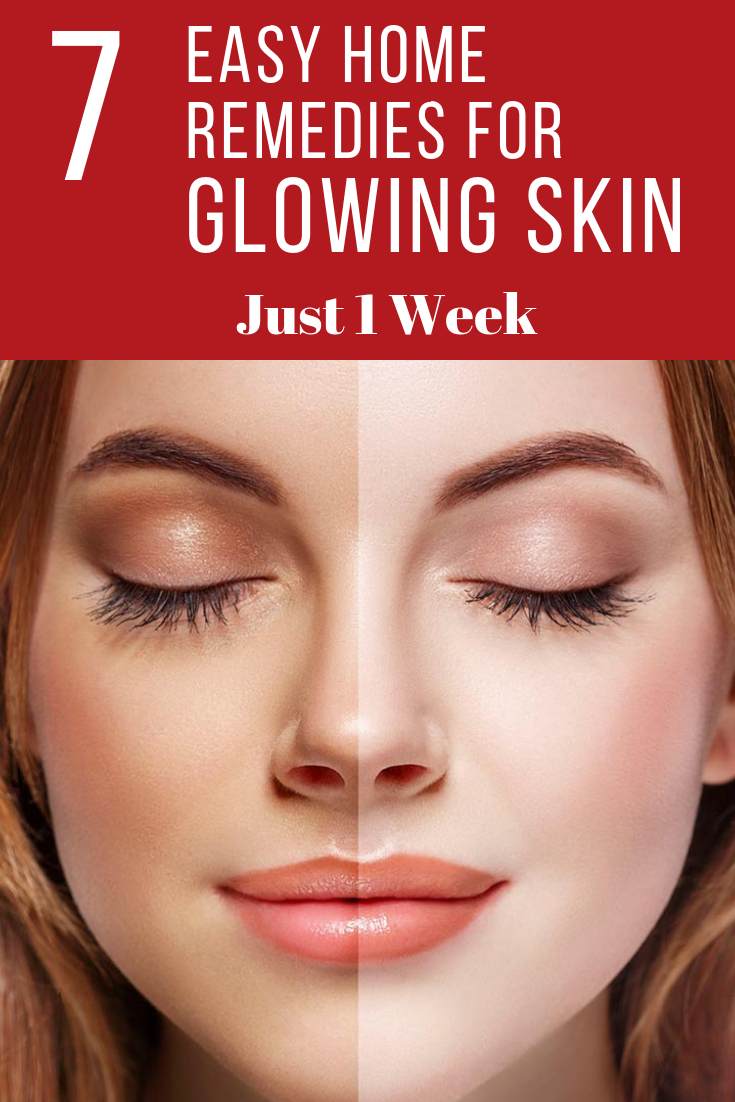 How To Get Glowing Skin In 9 Weeks Naturally At Home  Trabeauli