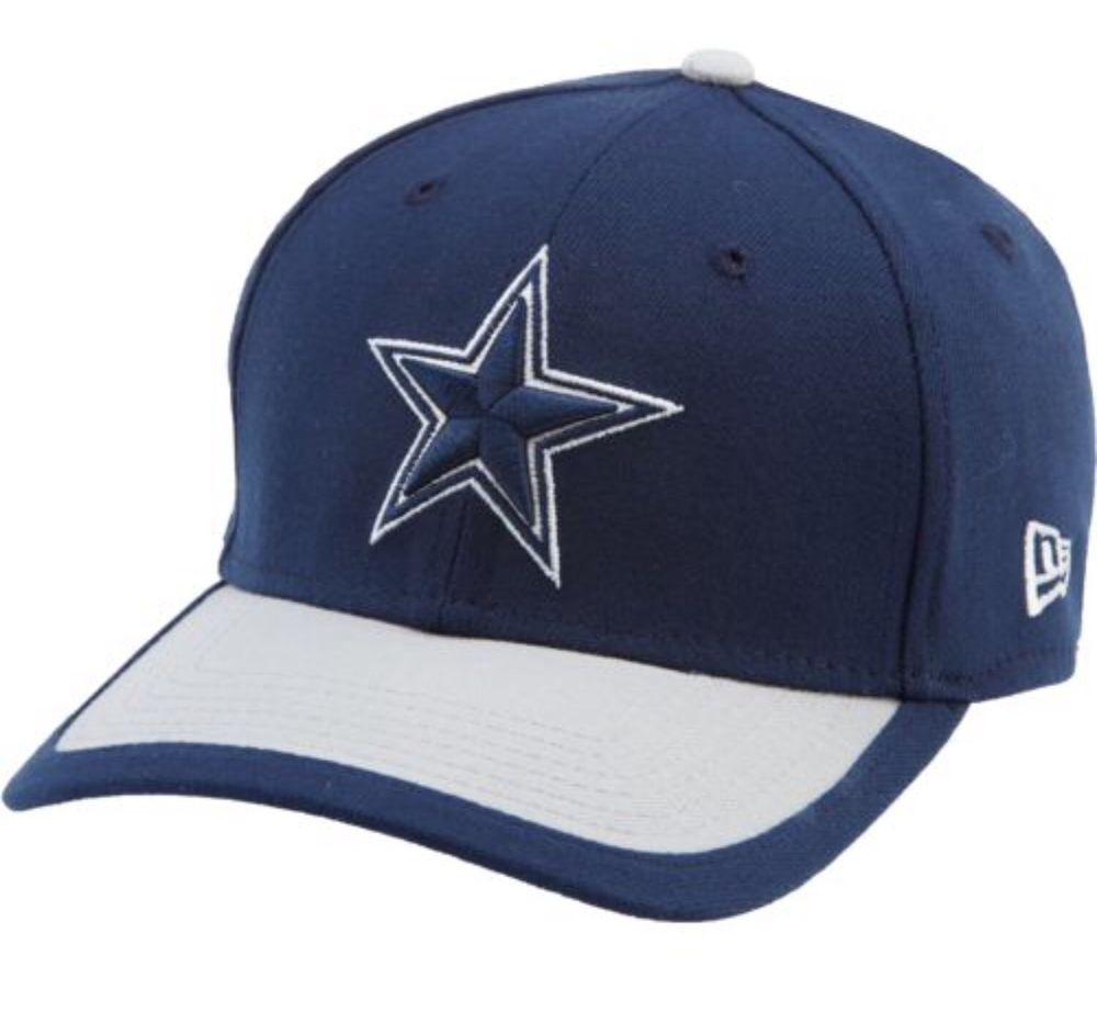 Dallas cowboys new era 39thirty onfield sideline ml flex