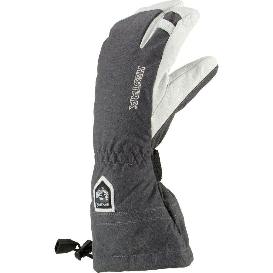 vakaa laatu kuuma myynti paras hinta Hestra Army Leather Heli 3-Finger Glove - Men's   I want ...