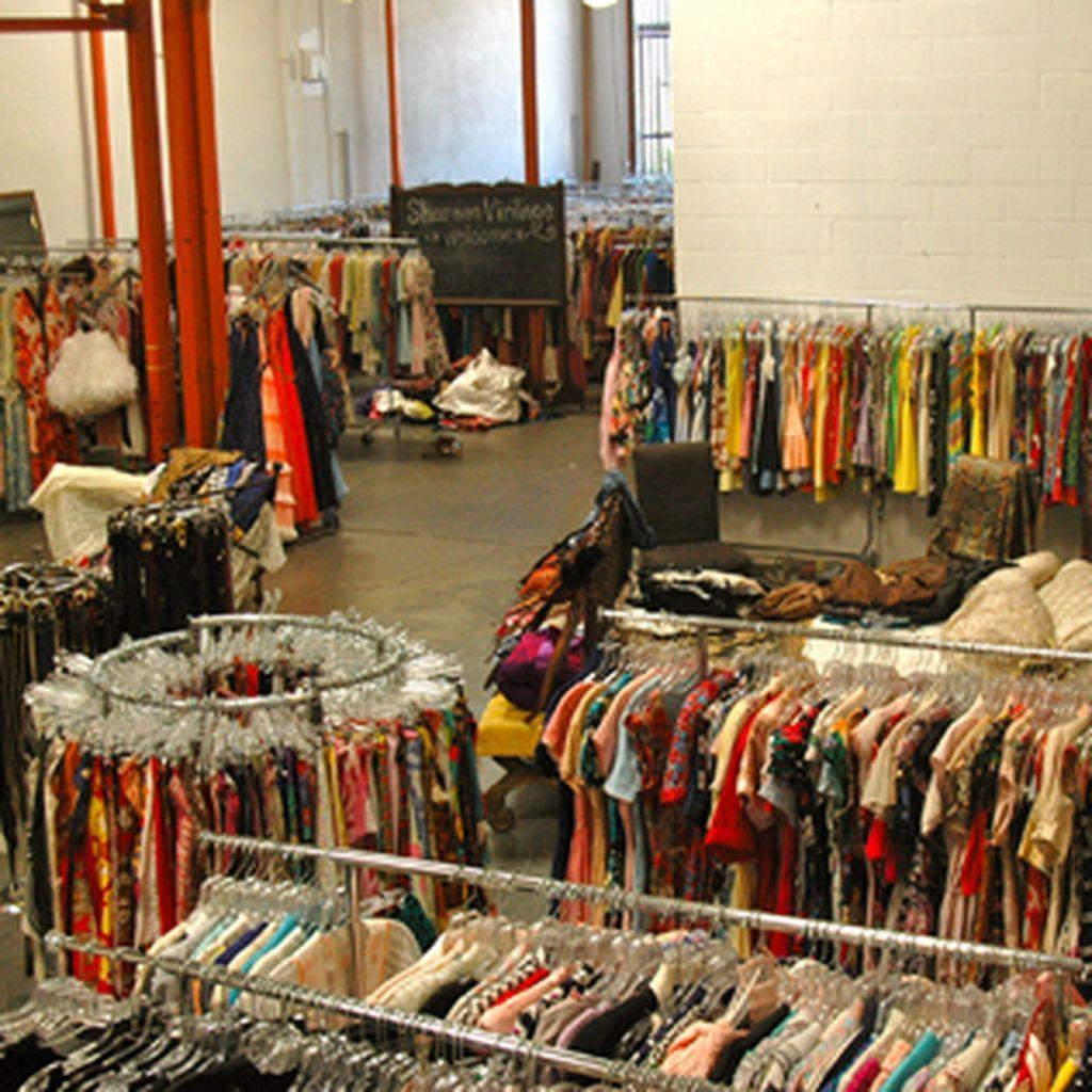 La S Best Vintage Stores And Flea Markets Thrifting Vintage Store Vintage Shops