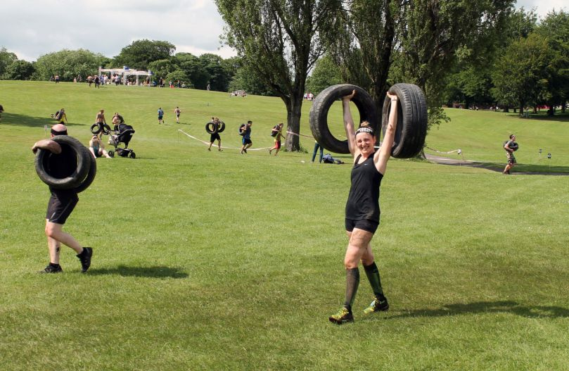 Surviving your first Spartan Race