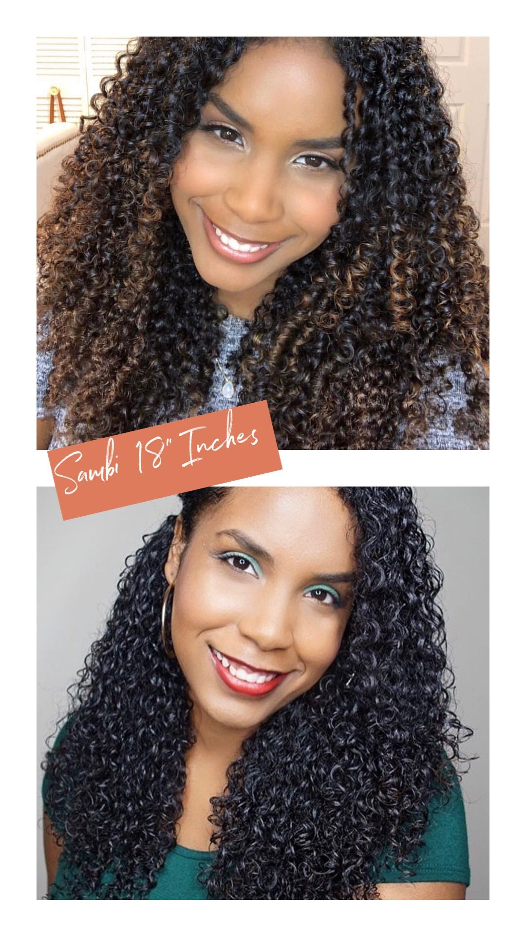Curly clip ins image by curly heaven on curly heaven