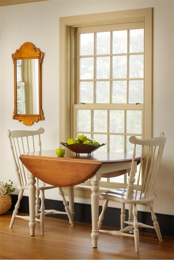 Amish Nantucket Fanback Windsor Dining Chair Amish