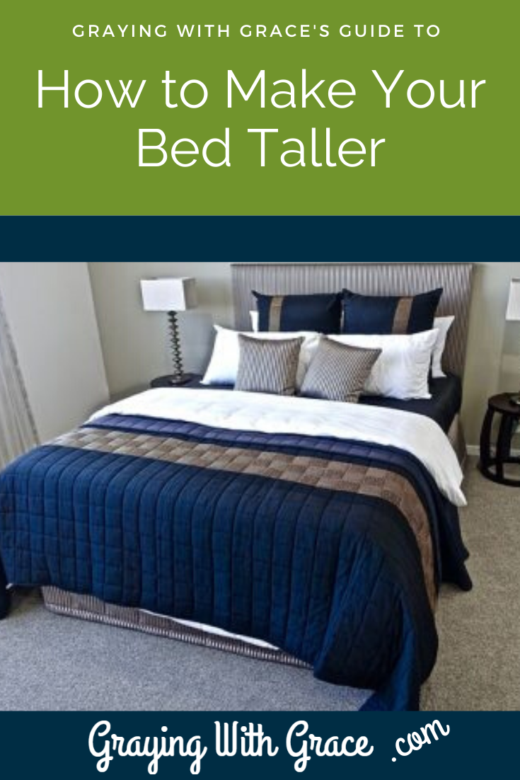 Guide to Making Your Bed Taller Make your bed, Bed