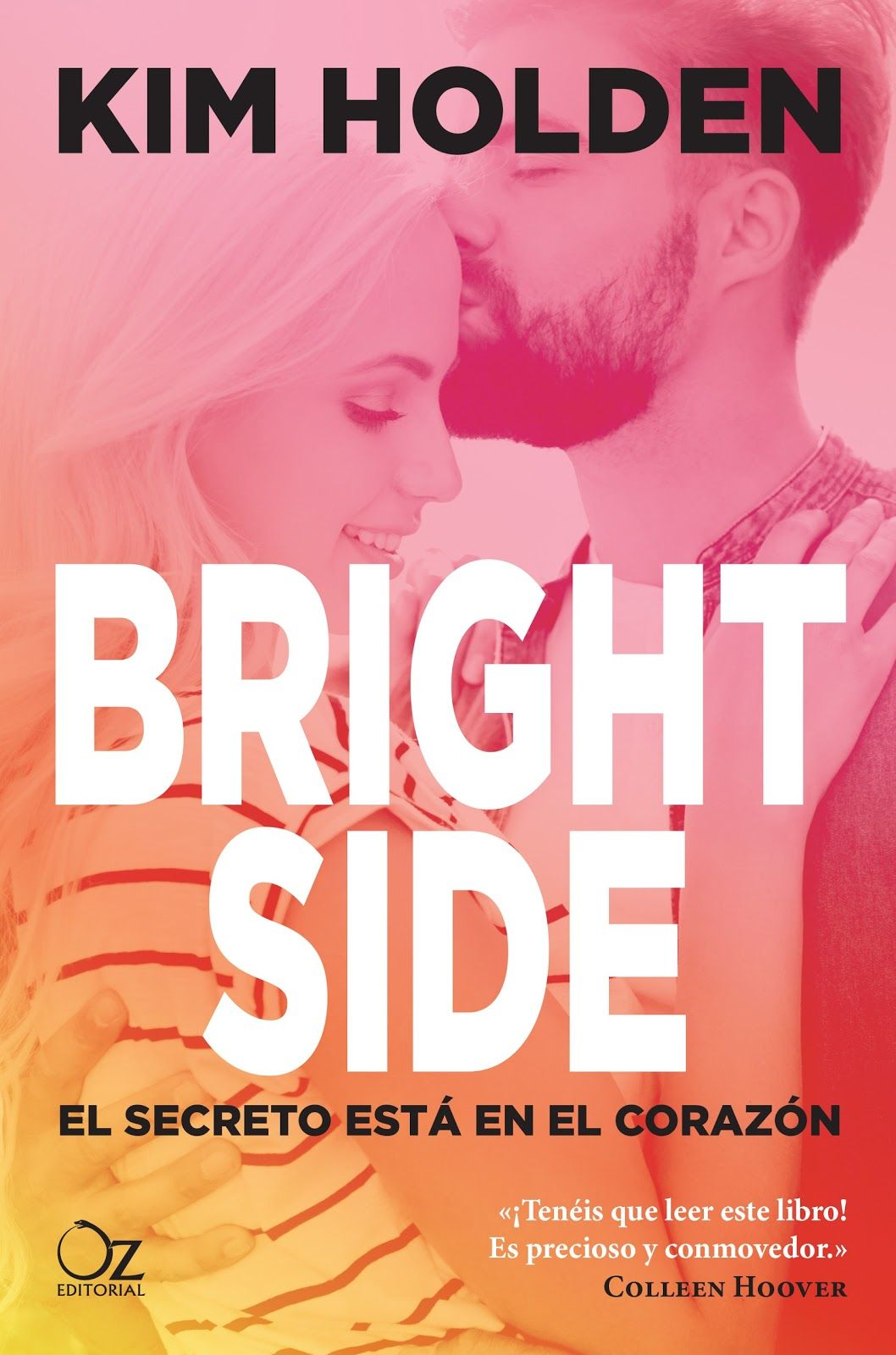 Blog De Descarga De Libros P R O M E S A S D E A M O R Reseña Bright Side Kim Holden