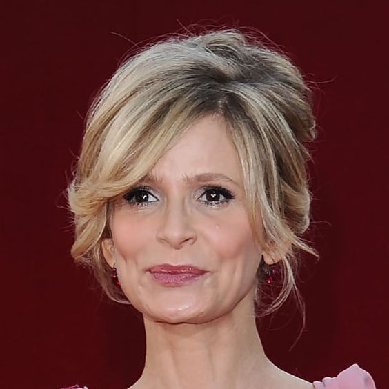 Wedding Hairstyle Near Me: Kyra Sedgwick French Twist (With Images)