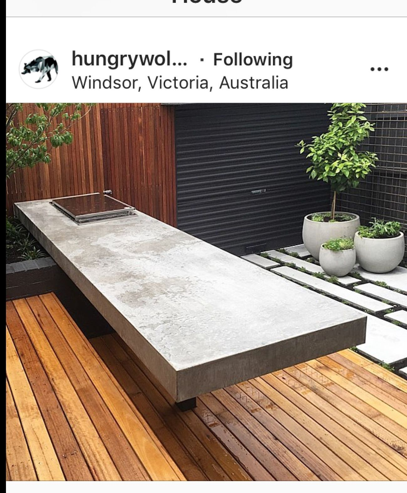 Super Its An Outside But Great Suspended Bench In 2019 Concrete Gmtry Best Dining Table And Chair Ideas Images Gmtryco