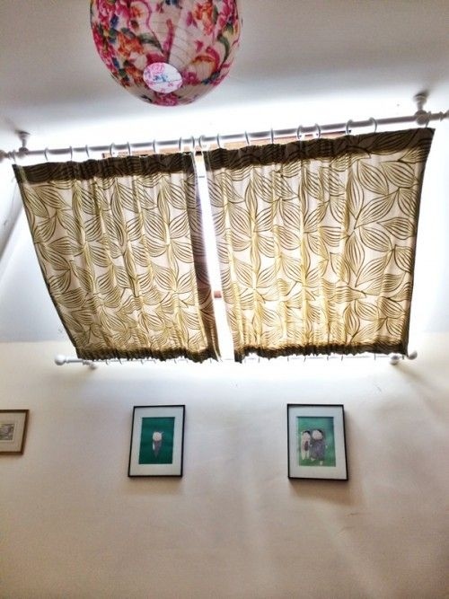 Roof Window Curtains This Could Be A Good Solution With