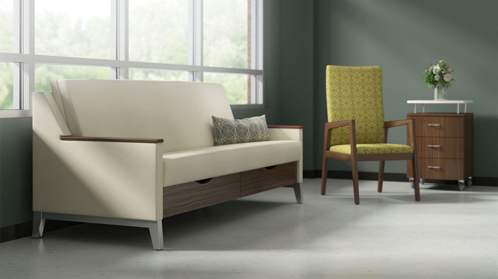 Wonderful Reverie | Healthcare Solutions From Meadows Office Preferred Partner, Carolina  Business Furniture.