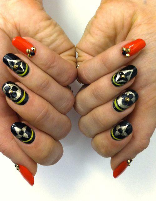 Pin by Rozi Jones on Acrylic Nails and Nail Art | Pinterest