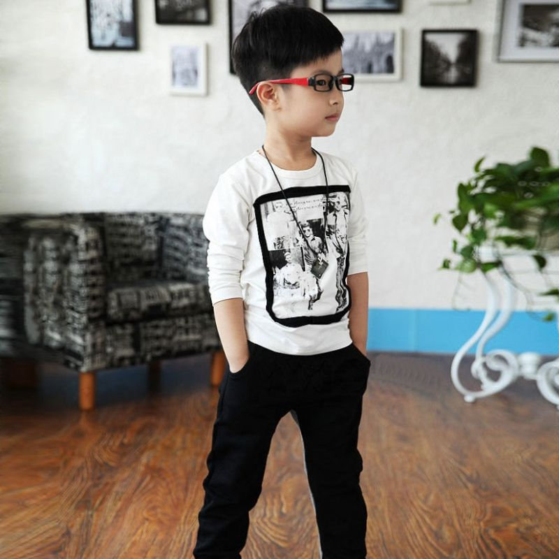 Click To Buy 2 7y Fashion Kid Clothes Baby Boy Soft Warm Jeans