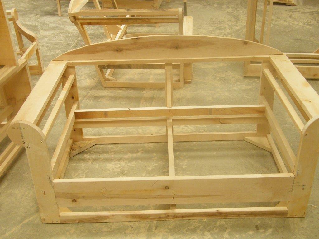 Chesterfield Sofa Frame Plans u2013 Mjob Blog