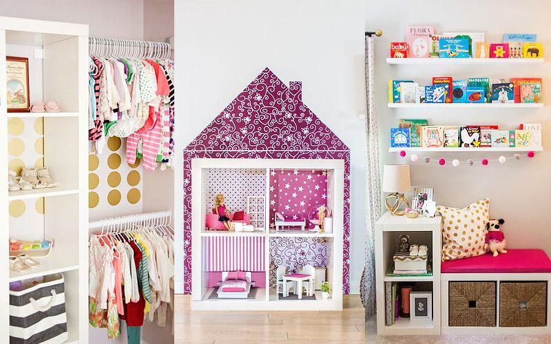 Ikea Kallax Kids Bedroom Ideas Design Corral
