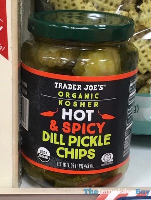 trader joe s hot spicy dill pickle chips dill pickle chips hot spicy pickle chips trader joe s hot spicy dill pickle