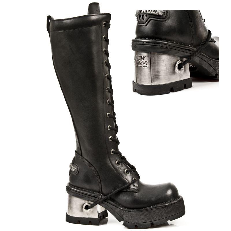 Ladies Tall Vegan Boots