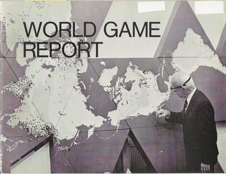 Buckminster fuller world game reportrepin bypinterest for ipad buckminster fuller and dymaxion map gumiabroncs Choice Image