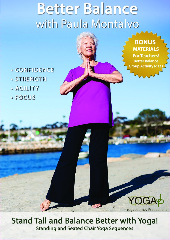 Better Balance with Paula DVD YogaJP Heart disease