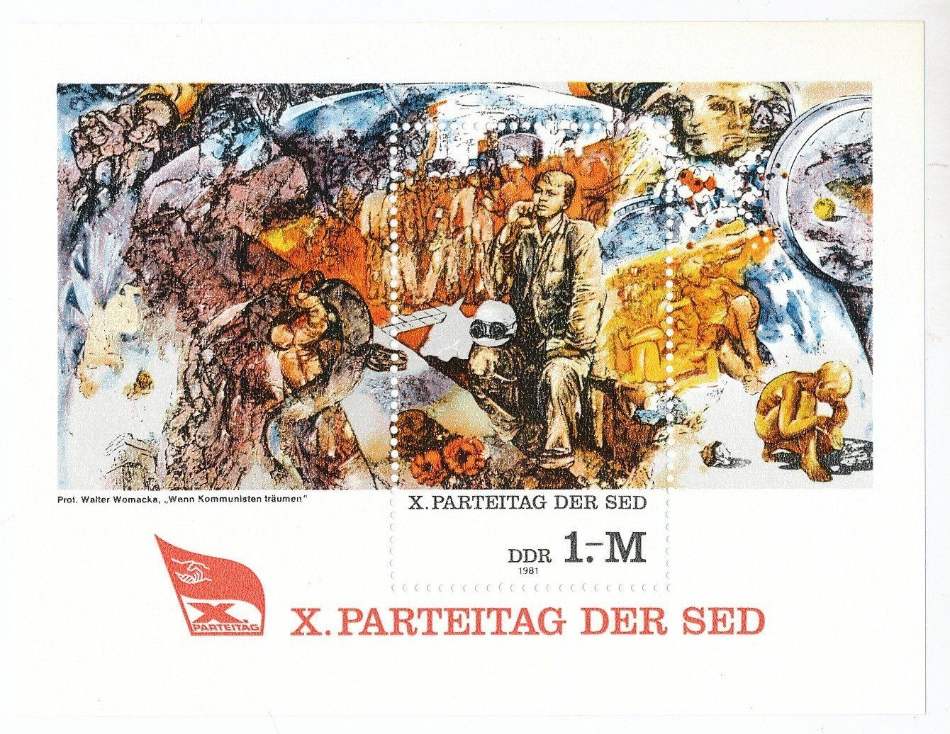 "DDR Museum Museum Objektdatenbank ""Briefmarke"