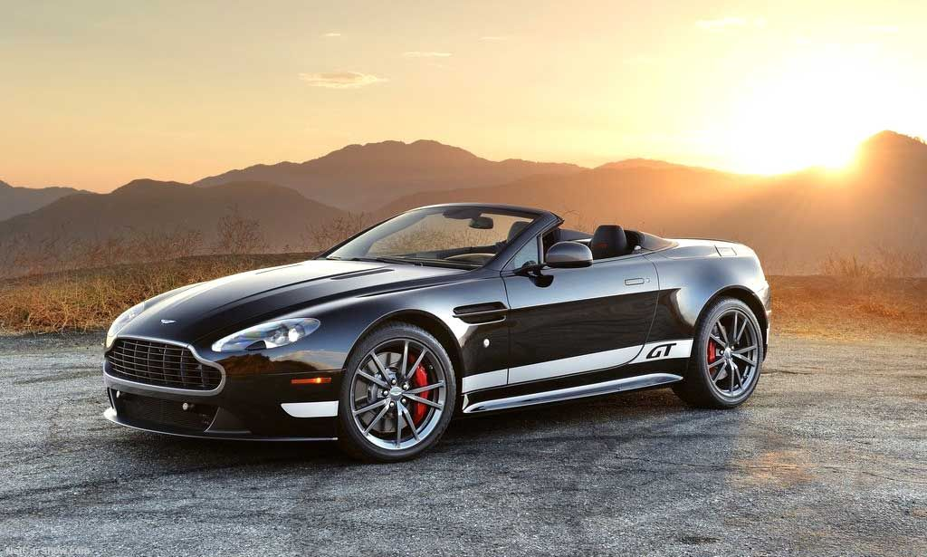 Aston Martin V8 Vantage GT Roadster – automotive99.com