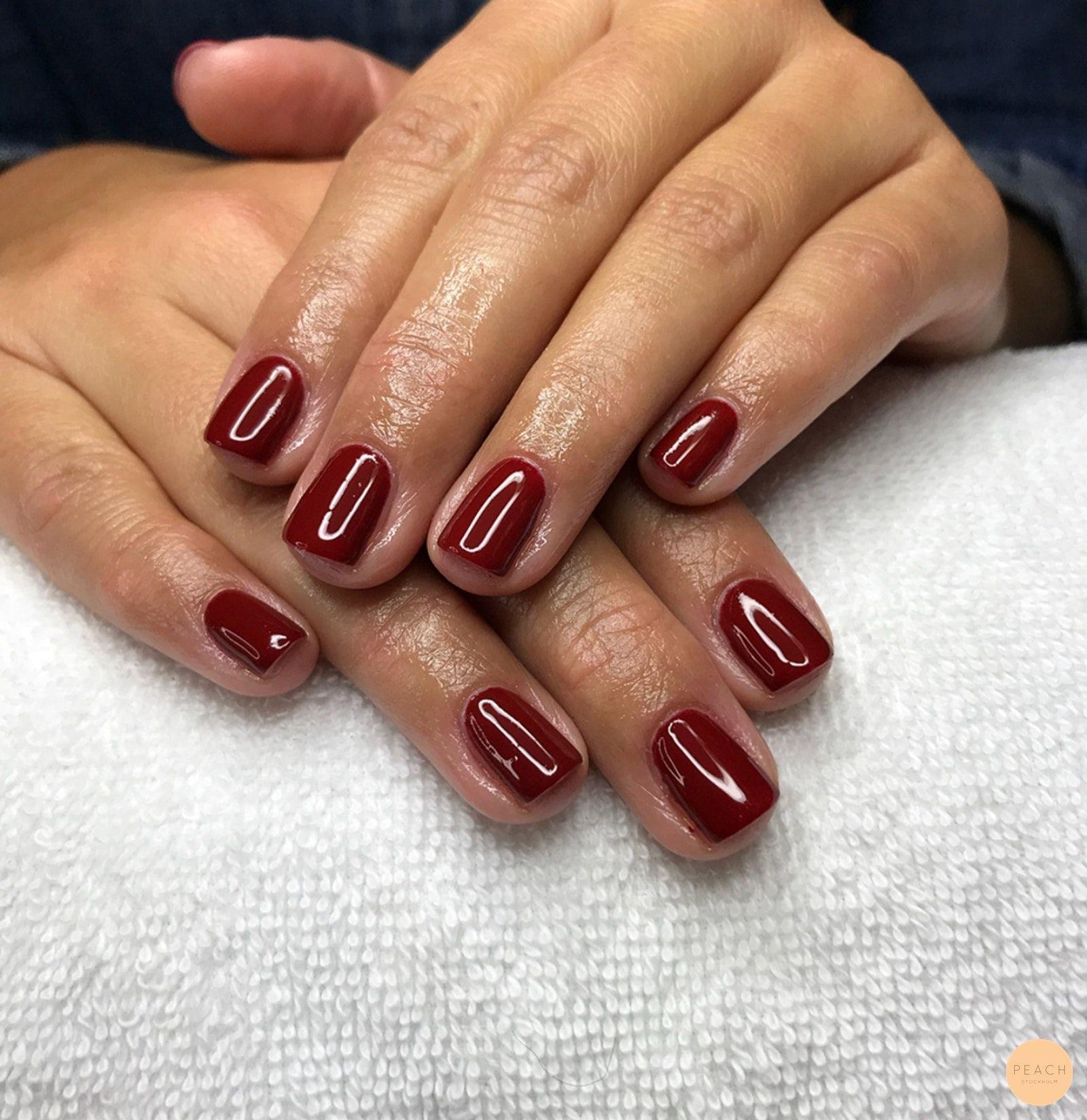 Höstens röda naglar  89266a696bae8