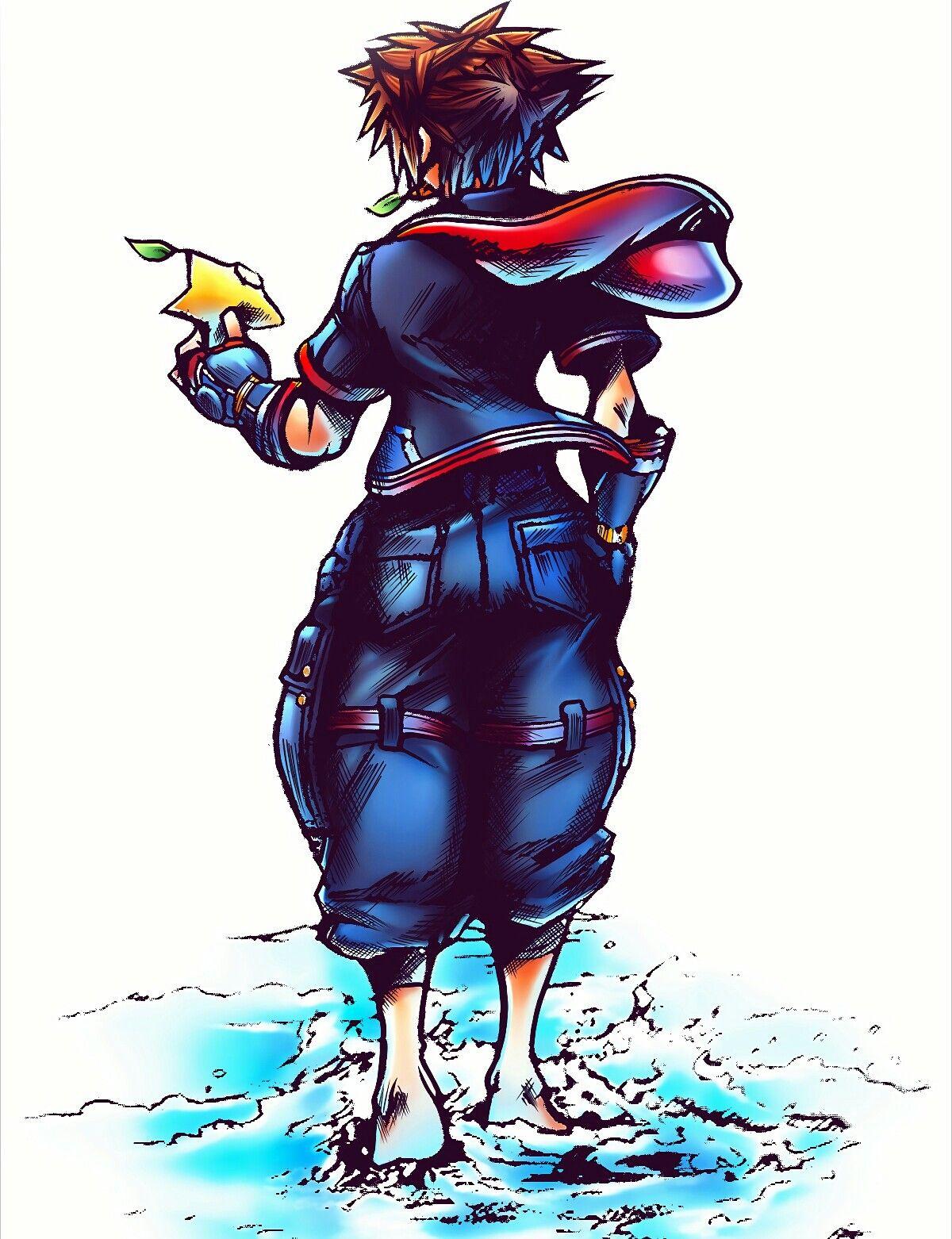 It All Ends Here Kingdom Hearts Wallpaper Kingdom Hearts Art