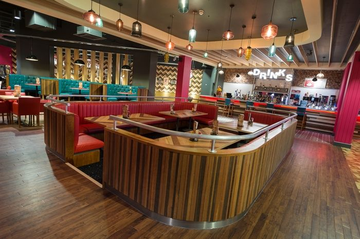 Hollywood Bowl Cheltenham Restaurant Or Bar In Another E Gia Architecture Interior Design