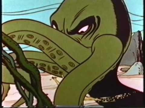 Namor of Atlantis  `66 cartoon theme song