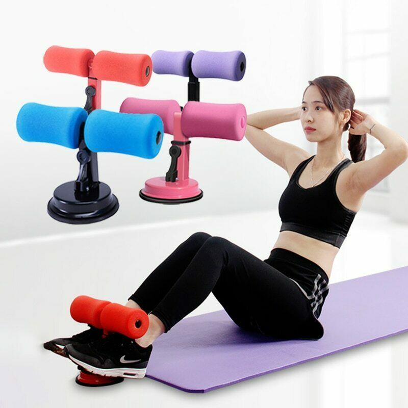Sit Up Assistant Fitness Strength Training Workout Exercise Equipment Home Gym