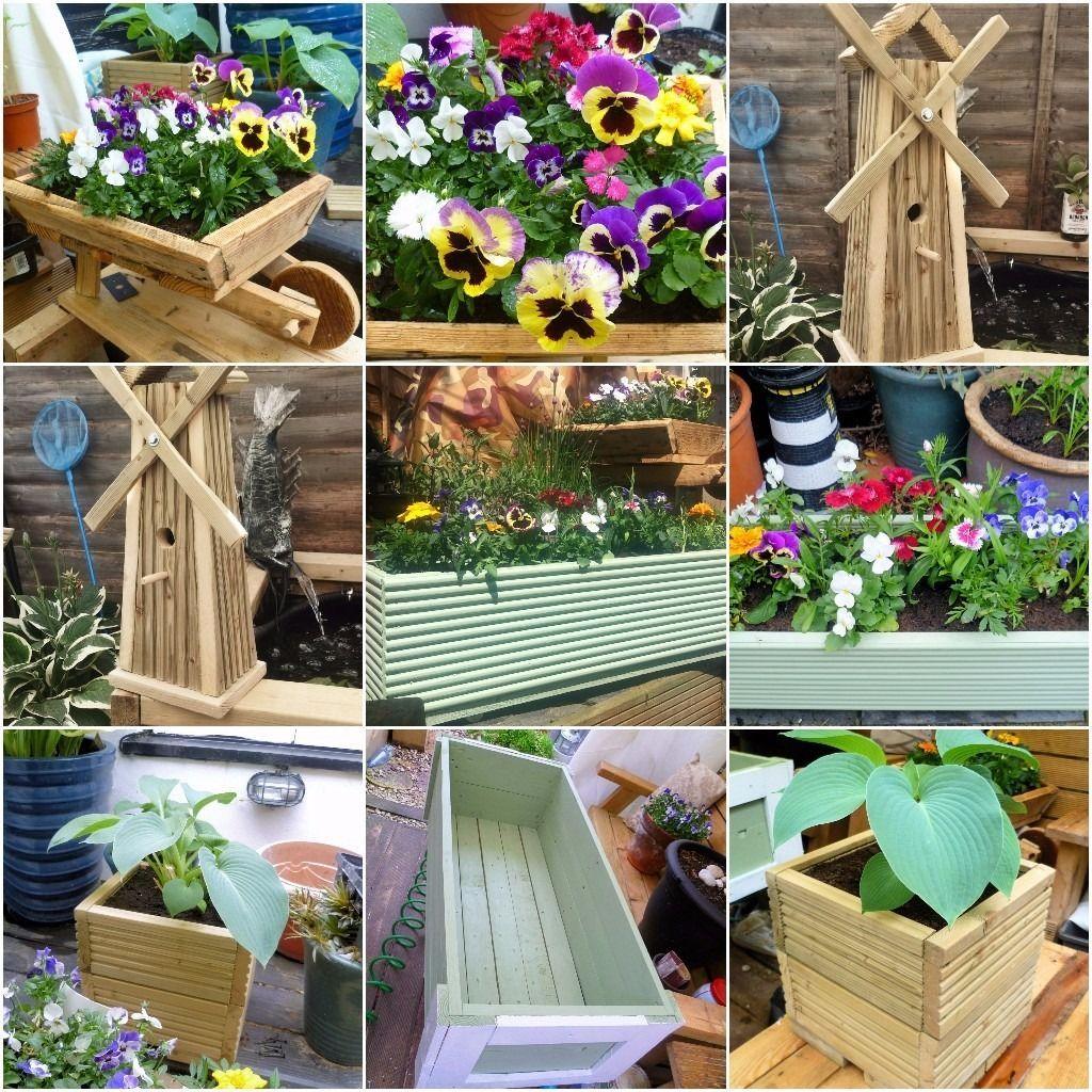 PLANTED TROUGH   in Norwich, Norfolk   Gumtree   Pink Garden ... on vermont garden, newcastle garden, amsterdam garden, paris garden,