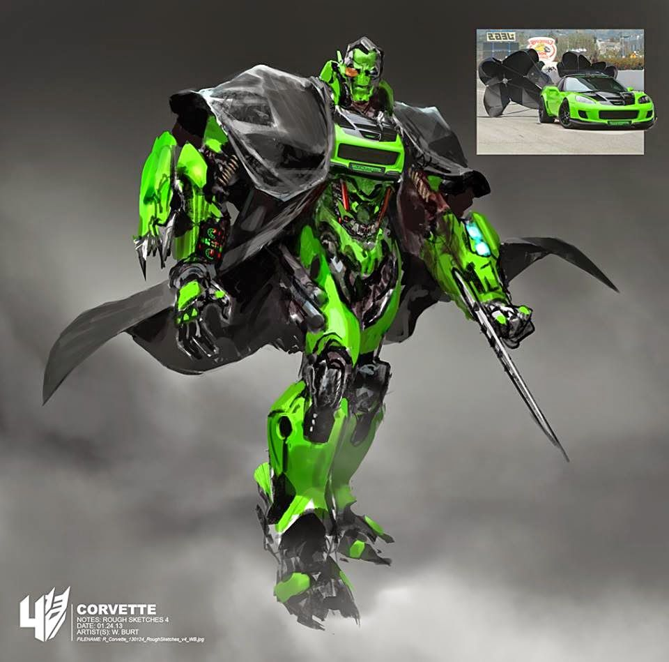 stomp with these awesome transformers age of extinction