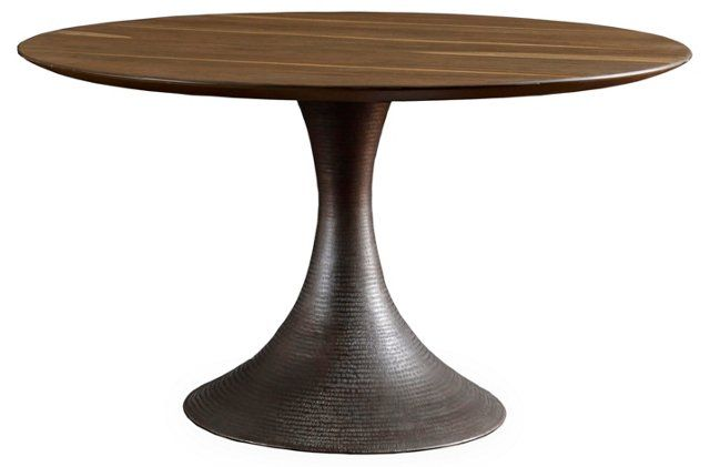 Holden 54 Dining Table Sepia Tables Dining Furniture Table Dining Table