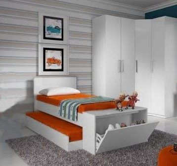 Pin de paula ibarra en espacios pinterest camas for Muebles nido ikea