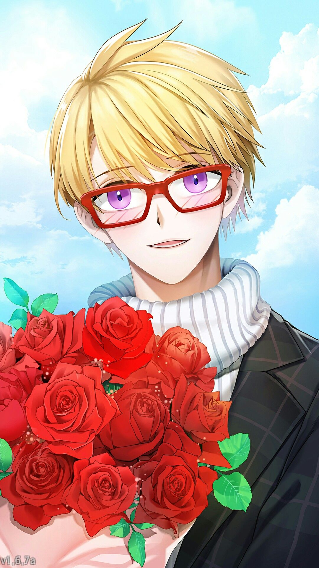 Yoosung Valentine S Day Mystic Messenger Mystic Messenger Mystic