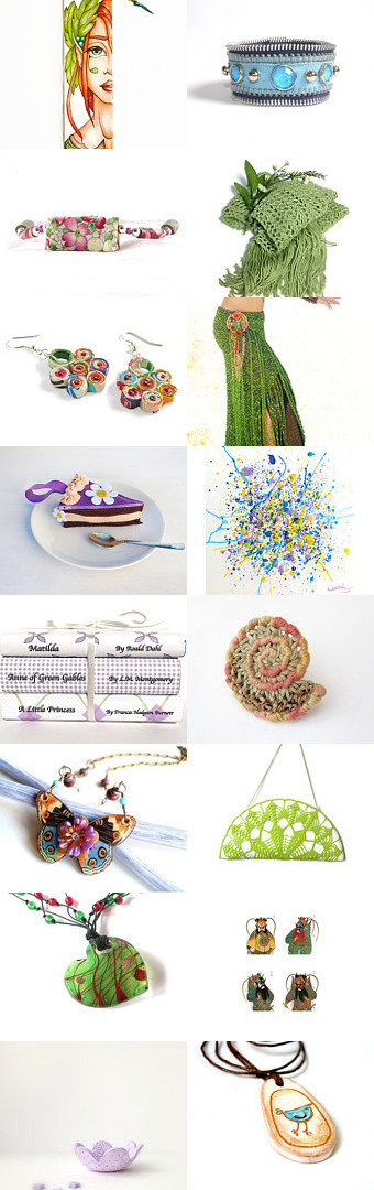 So lovely by Ilde Gadoni on Etsy--Pinned with TreasuryPin.com