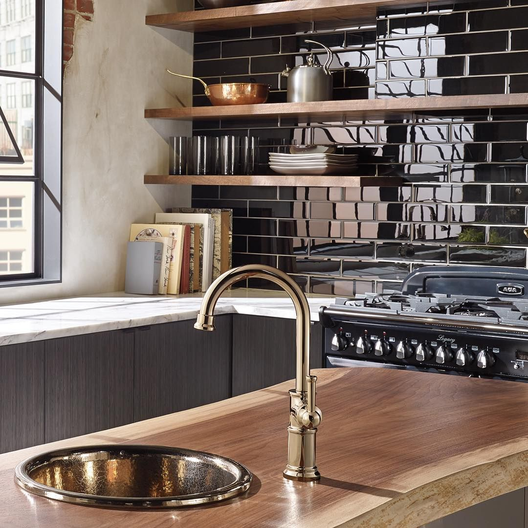 Collection: Artesso • Finish: Brilliance Polished Nickel • Product ...