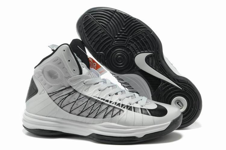 a810762ce97 Nike Lunar Hyperdunk X 2012 James Silver Black NZH0626