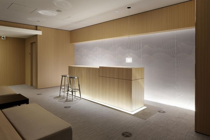 K And K Company Office By Isaku Design Tokyo Japan Office