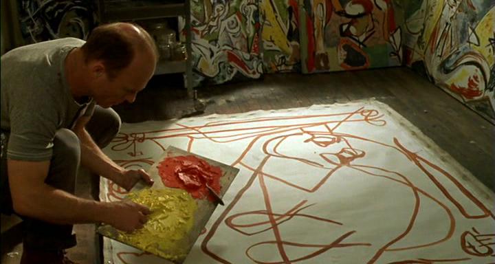 Ed Harris [Pollock]