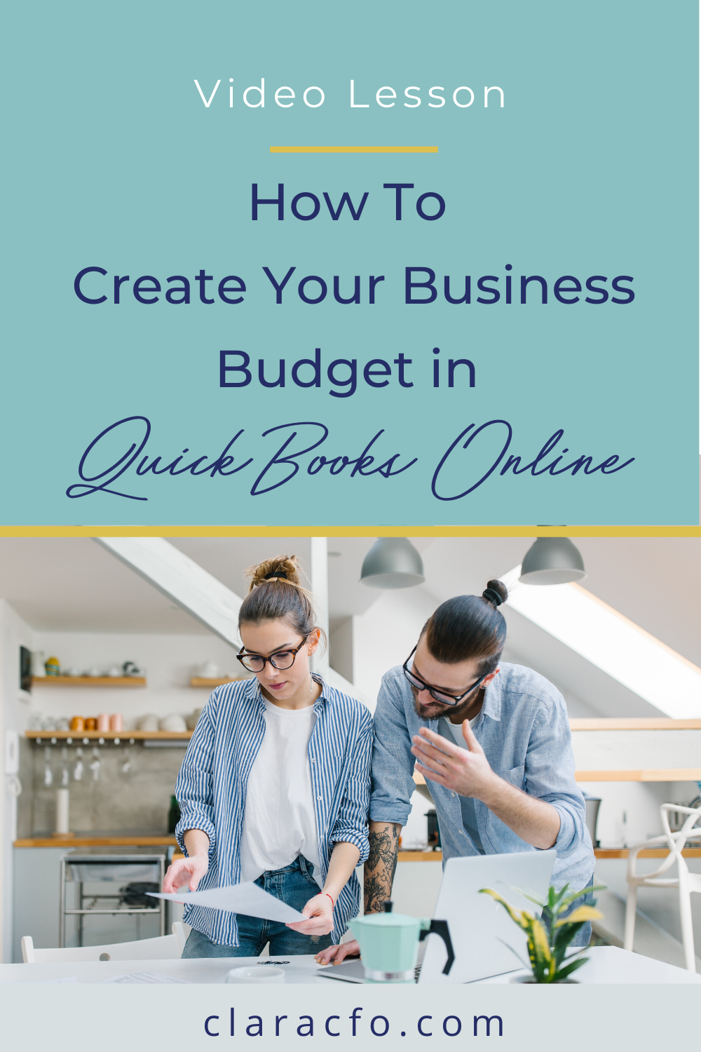 Learn To Create A Budget In Quickbooks Online Budgeting Quickbooks Online Business Basics