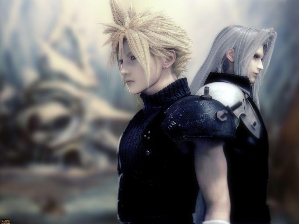 Cloud Strife Final Fantasy Final Fantasy Vii Final Fantasy Vii