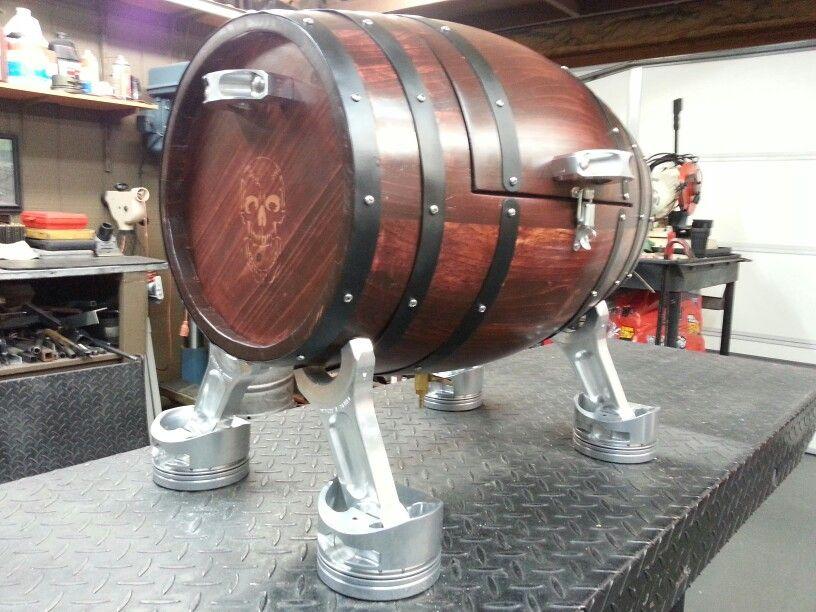 Barrel cooler barrel cooler wood
