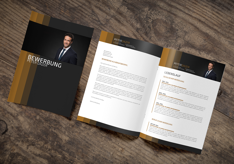 sebastian klingk.de / Business Bewerbungsbild Word Vorlage