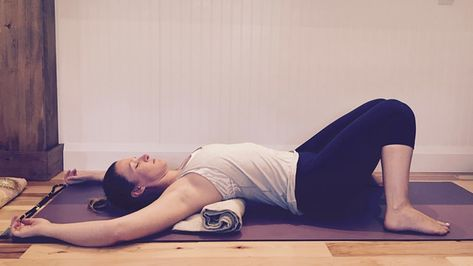 10 yin yoga poses for clarity this fall  yin yoga yin