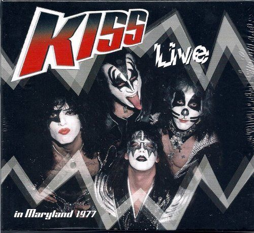 Amazon.com: Kiss: Live in Maryland 1977 ~ Cd Digi Pack [Import]: Kiss, Paul Stanley, Gene Simmos, Ace Frehley, Peter Criss: Movies & TV
